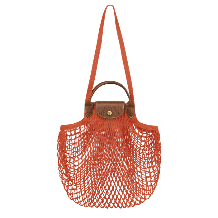 Top handle bag Le Pliage filet Orange (10121HVH017) in 2021   Bags ...