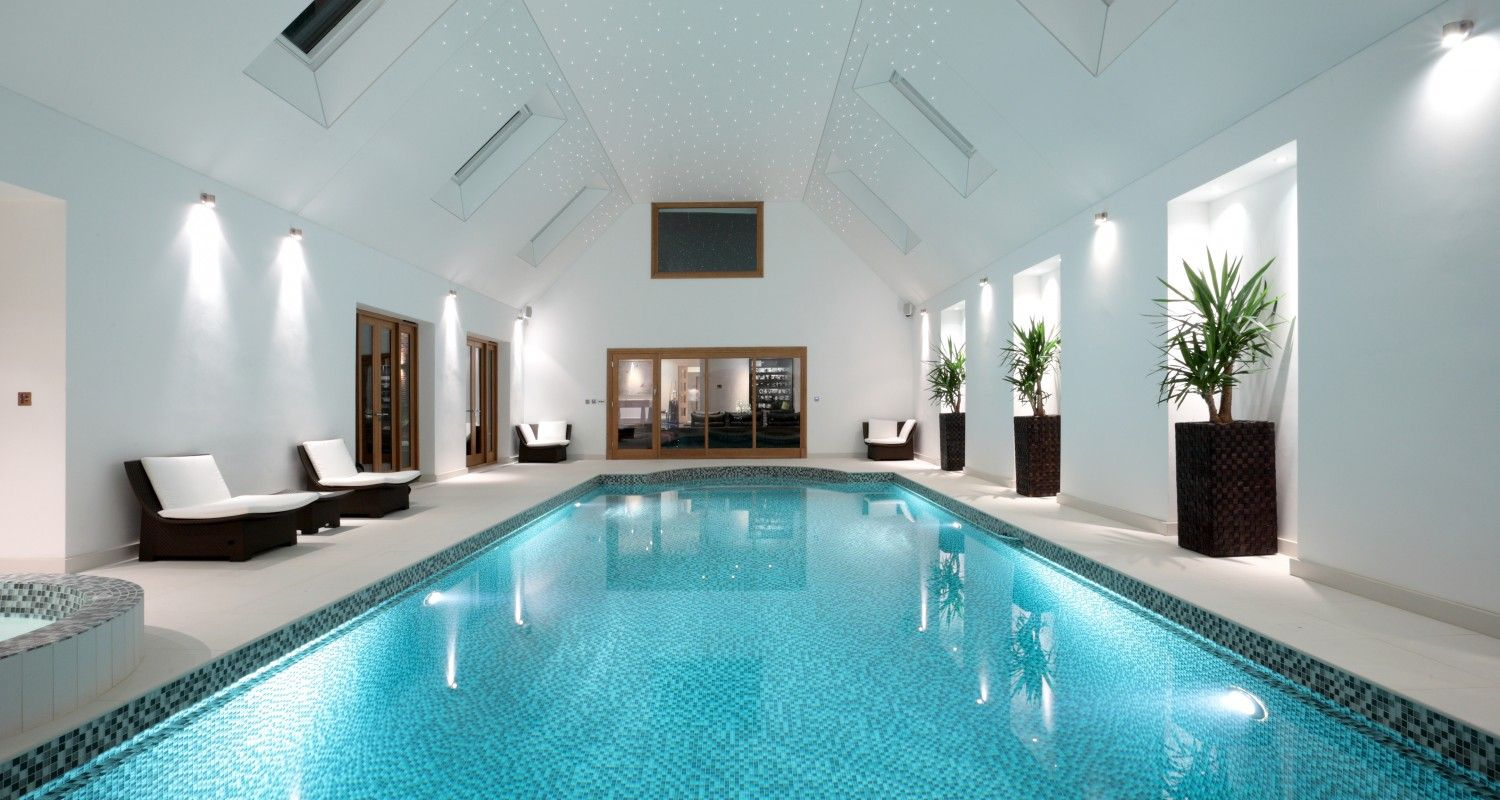 Indoor Swimming Pools Construction Company In Surrey - Falcon Pools ...
