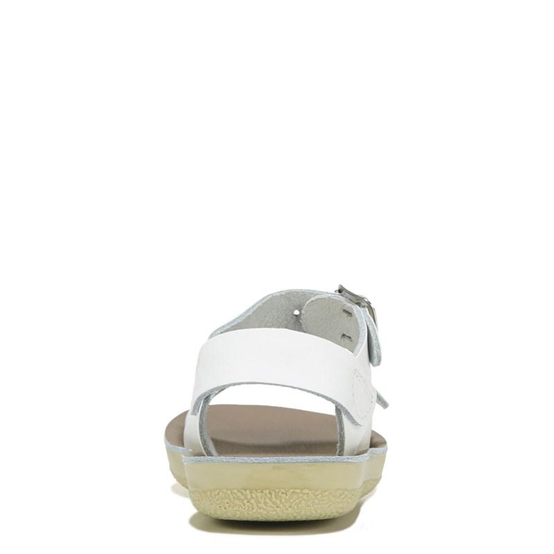 be6fc76d7a5 Salt-Water Kids' Sun-San Surfer Sandal Toddler/Preschool Sandals (White)
