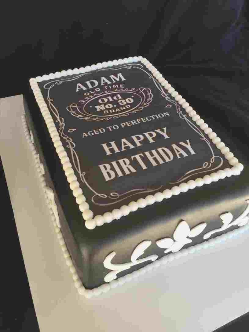 25 Elegant Photo Of Men Birthday Cake Men Birthday Cake Happy Birthday Cake For Mal Birthday Cake For Him 30th Birthday Cakes For Men Birthday Cakes For Men