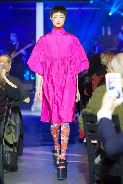 Kenzo - La Collection Memento Autumn/Winter 2017 Ready to Wear Collection | British Vogue