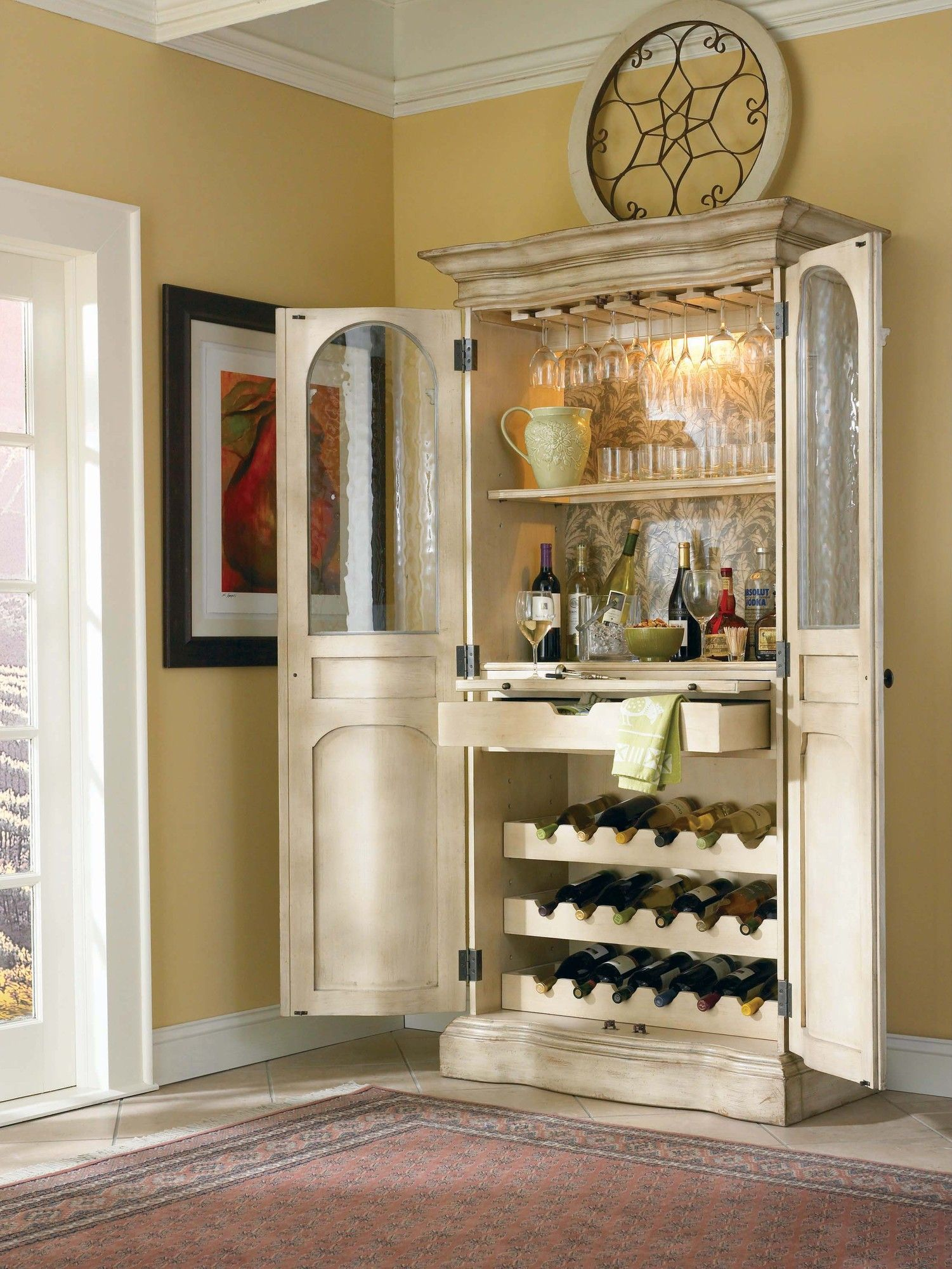 Pin On Wine Cabinets