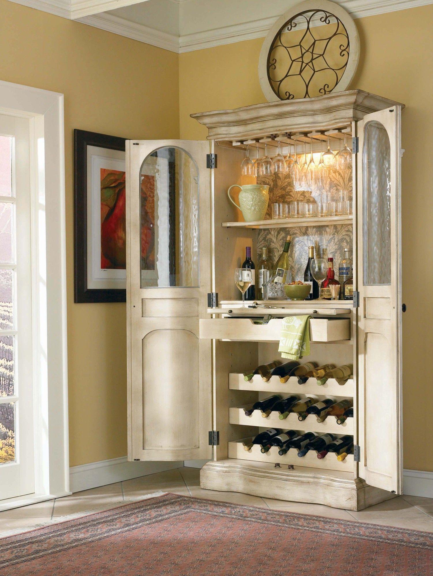 Hooker Furniture Summerglen Wine Cabinet House Ideas