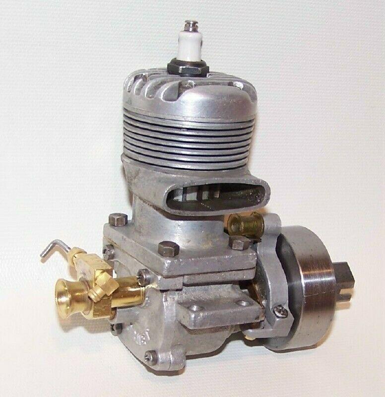 A custom pre-war Hornet  60 spark ignition gas powered
