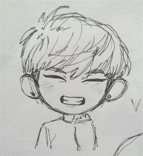 Bts Chibi Drawings Easy Chibi Drawings Kpop Drawings Easy Cartoon Drawings
