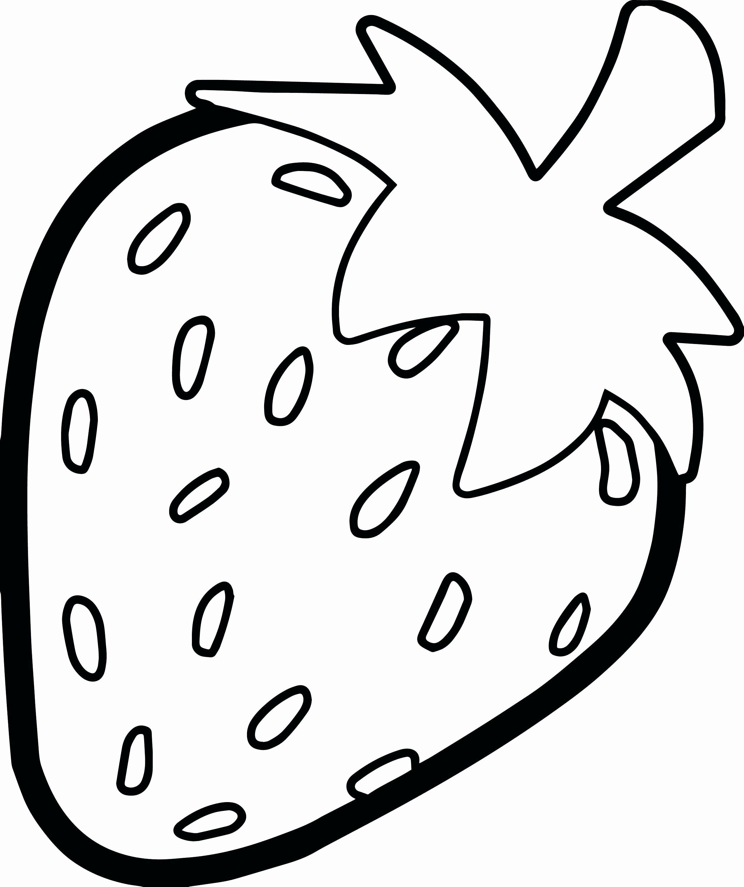 Fruit Coloring Outline | Boyama sayfaları, Boyama ...