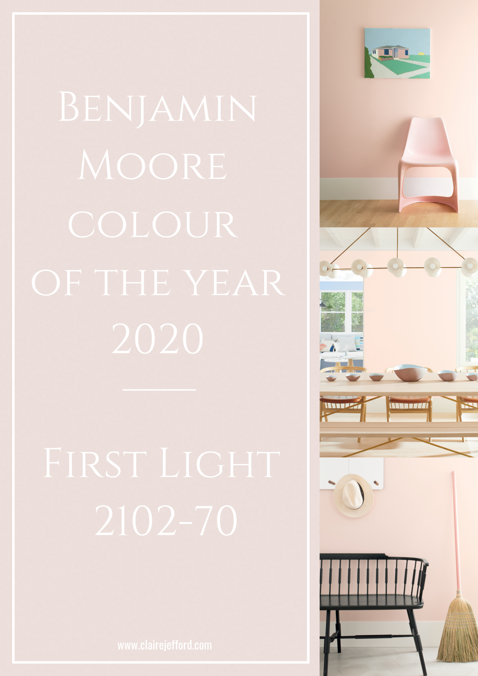 Benjamin Moore Colour of the Year 2020 (With images