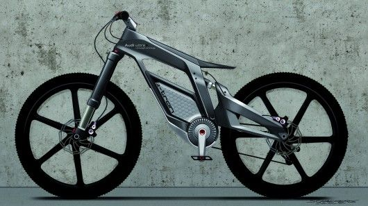 Audi S Worthersee E Bike Concept Features Wheelie Mode With
