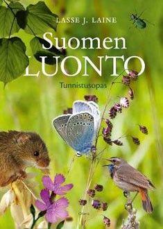 1x Suomen Luonto Tunnistusopas -kirja (Lasse J. Laine)