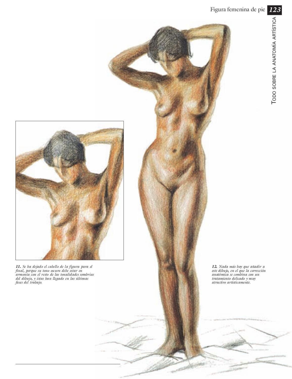 Todo sobre la técnica - Anatomía artística | Pinterest | Anatomía ...