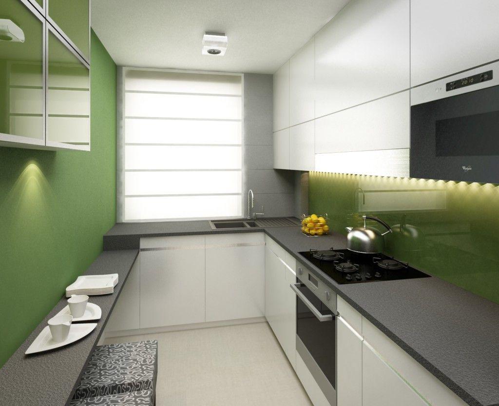 Projekt Wnetrza Mieszkania Domsy Kitchen Decor Apartment Kitchen Design Small Kitchen Layout
