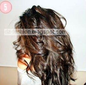 طريقة عمل تسريحات شعر سهلة Dz Fashion Easy Hairstyles Long Hair Styles Hair Styles