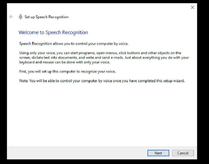 Top 5 speech recognition apps for Windows 10 Speech