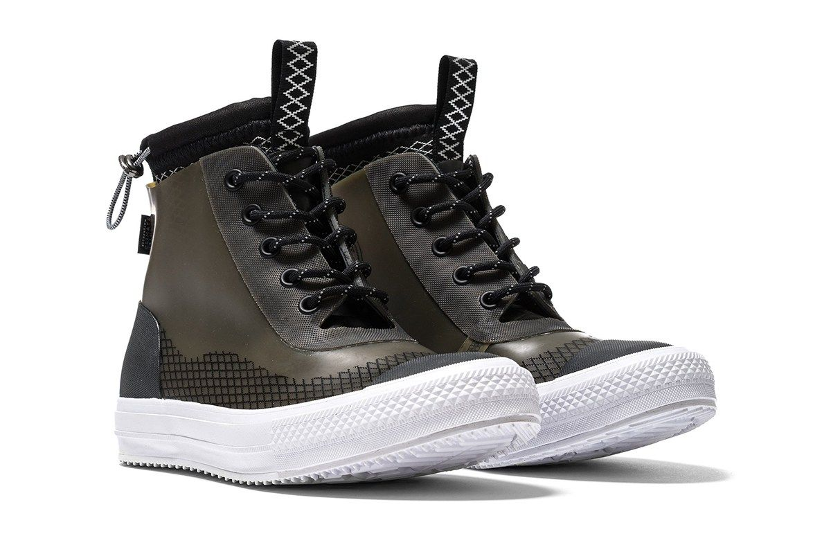 2537d0ad34d9f0 Converse Unveils the Chuck Taylor Thermo Boot as Part of Its ...