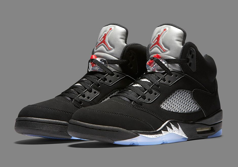 "You asked for ""Nike Air"", and you got it. The Air Jordan 5 releases for the  first time in the recent ""Remastered"" series by Jordan Brand, and fans…"