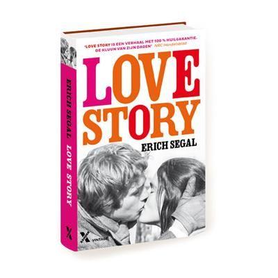 Love story - Erich Segal (5 hartjes)