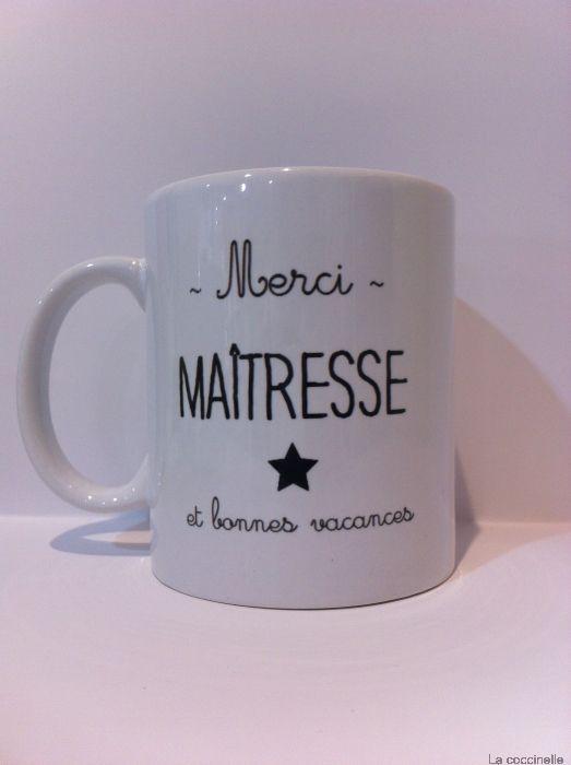 mug maitresse des id es de cadeaux pour la ma tresse d 39 cole jolis mugs pinterest. Black Bedroom Furniture Sets. Home Design Ideas