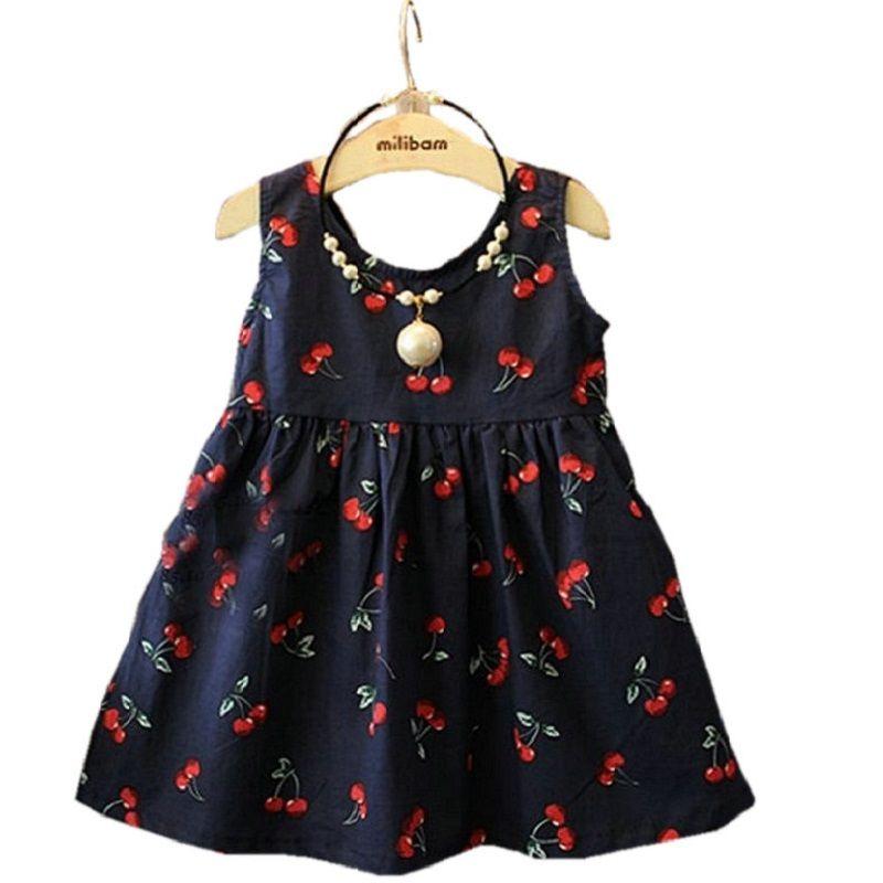 $4.33 (Buy here: https://alitems.com/g/1e8d114494ebda23ff8b16525dc3e8/?i=5&ulp=https%3A%2F%2Fwww.aliexpress.com%2Fitem%2F2016-New-Girls-Dress-Cotton-Summer-Style-Sleeveless-Children-Dress-Party-Dresses-For-2-7-Years%2F32664351008.html ) 2016 New Girls Dress Cotton Summer Style Sleeveless Children Dress Party Dresses For 2-7 Years Kids Toddler Vestidos KF509 for just $4.33