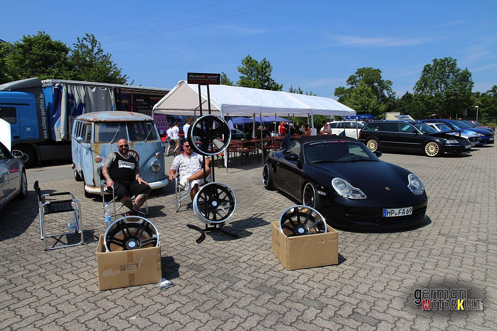 VW Treffen KiBo 2015 – Der Low Sunday des VW Club Kaiserslautern carpic