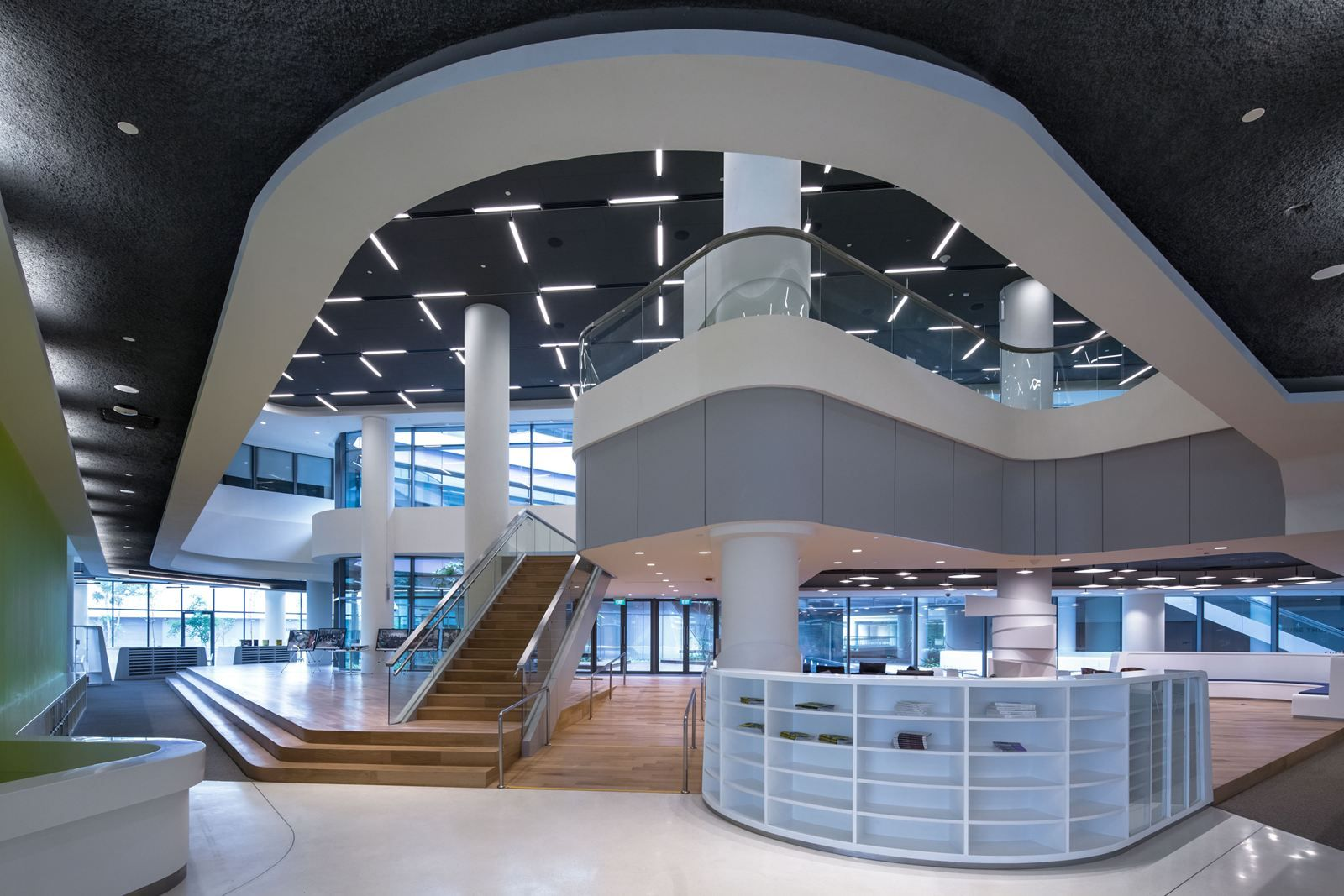 Sutd Singapore University Of Technology Design Picture Gallery Campus Design Sutd Singapore Dp Architects