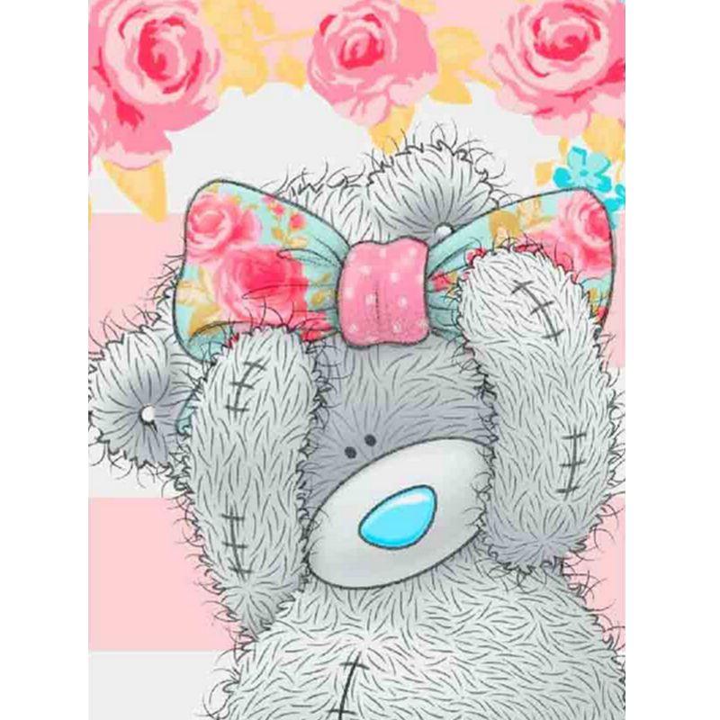 5D DIY Diamond Embroidered Cartoon Flower Diamond Cross Stitch Round  Square Rhinestone Gift