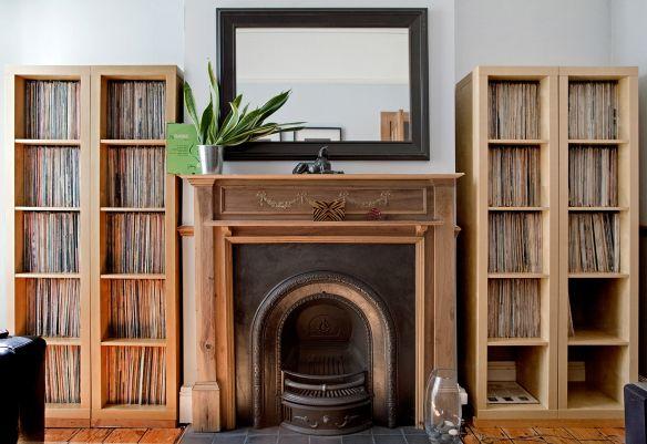 Ikea Vinyl Storage Google Search