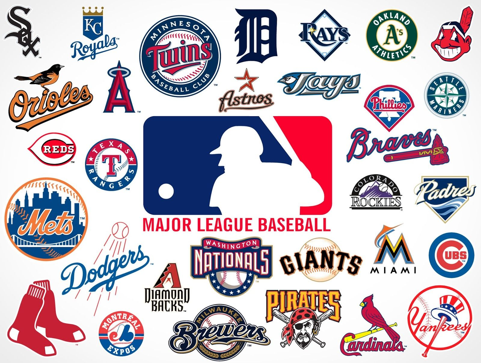 ¿Qué es una liga de béisbol y Cuáles son   c2e3fc2e41b