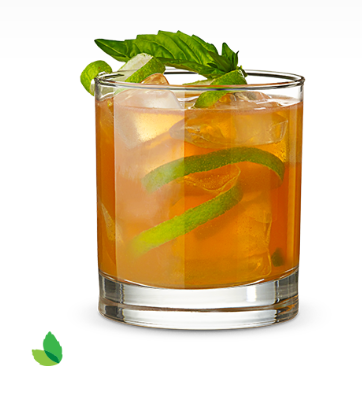 Apple Basil Punch Recipe