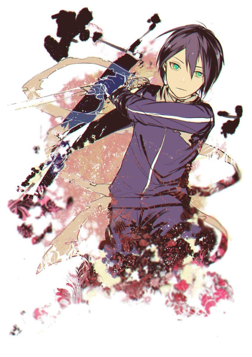 Images For > Noragami Yato Screenshot Anime noragami