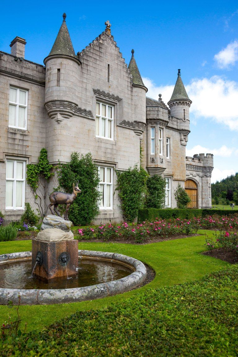 Inside Every Single Lavish Residence Owned By The British Royal Family Scotland Castles Royal Castles Castles In Scotland