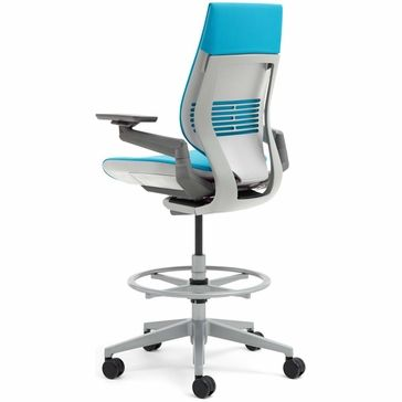 Shop Steelcase Gesture Drafting Stools Steelcase Ergonomic