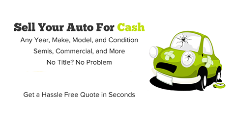 Quote To Cash Beauteous Sell Your Auto For Cash  Get A Hassle Free Quote In Seconds Call