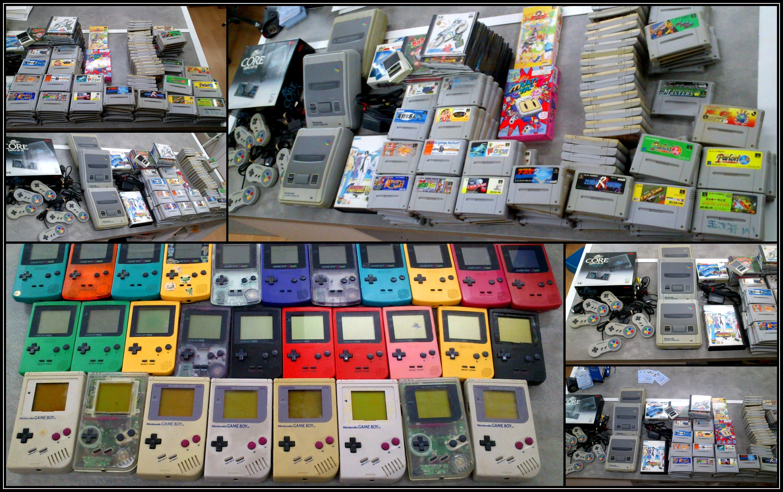 Nintendo game boy color youtube - Nouvel Arrivage Directement Venu Du Japon Gameboy Color Dont Une Petite Merveille S Rie Daiei