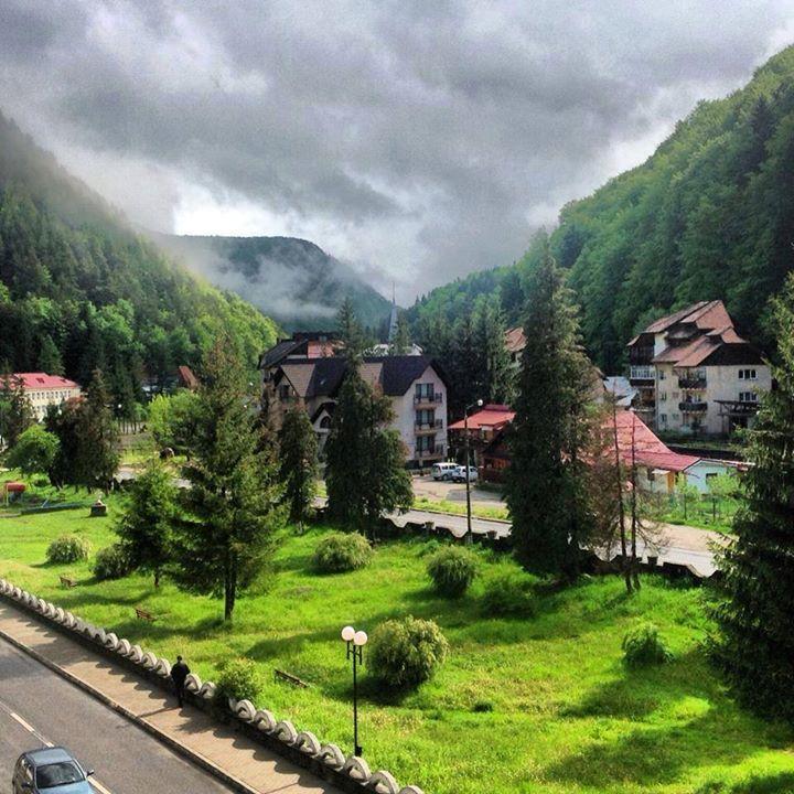 Top Places To Visit Romania: Slanic Moldova. Bacau, Romania