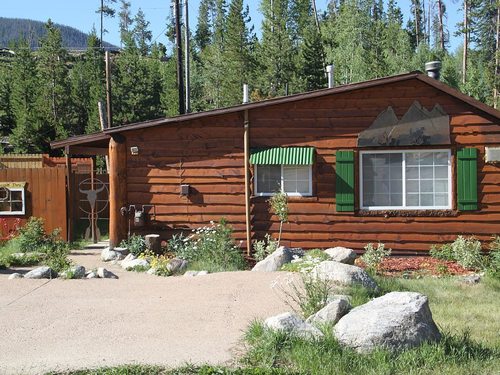 Cabin vacation rental in grand lake co usa from