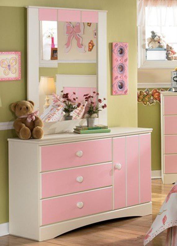 Nice Kids Dresser Design Bedroom Furniture And Flower