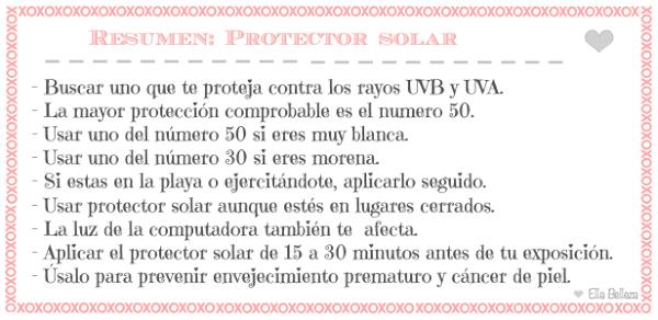 ¿Por qué usar protector solar? | Cuidar de tu belleza es facilisimo.com