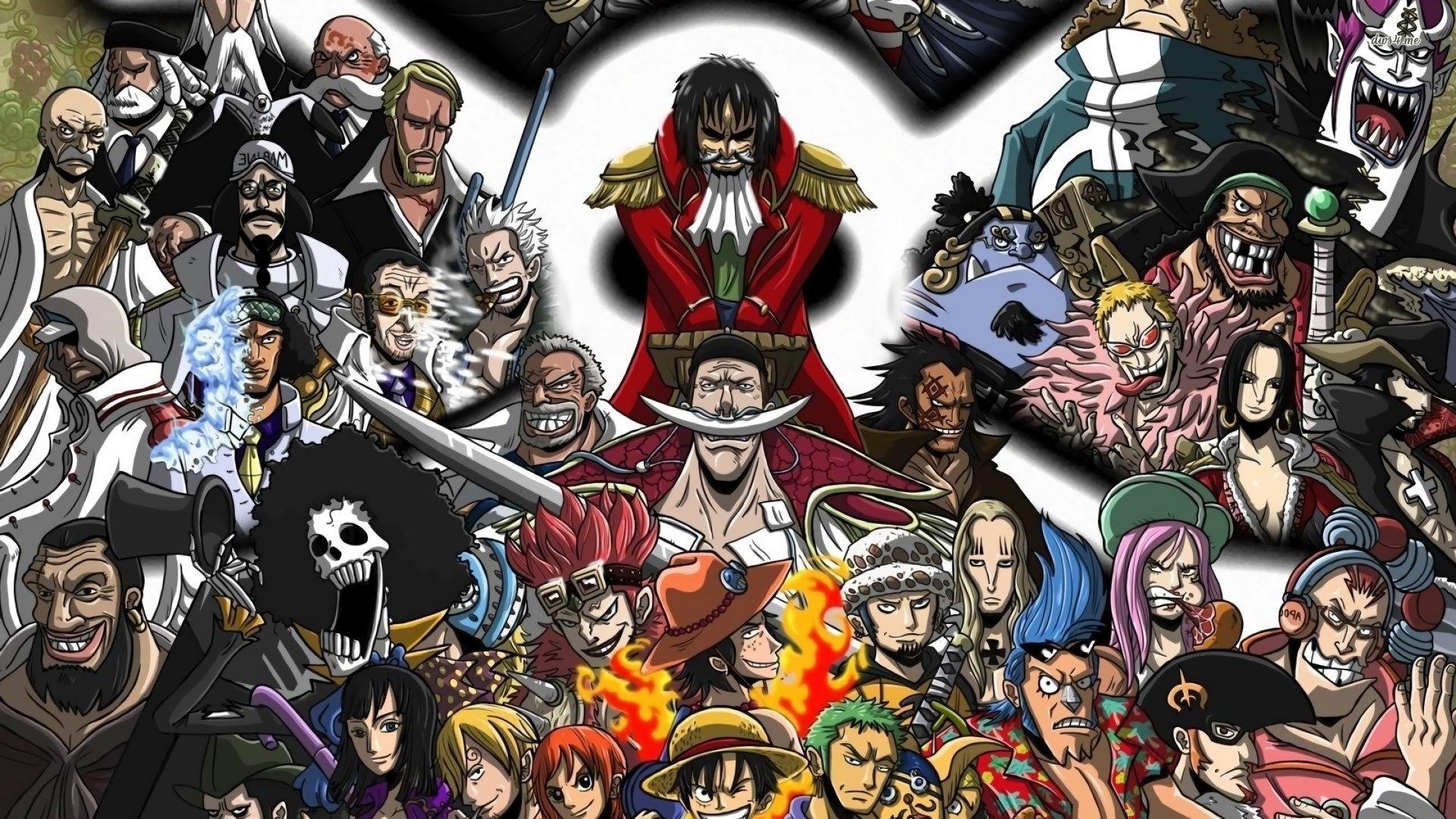 One Piece Anime Wallpaper Dragon Ball Anime