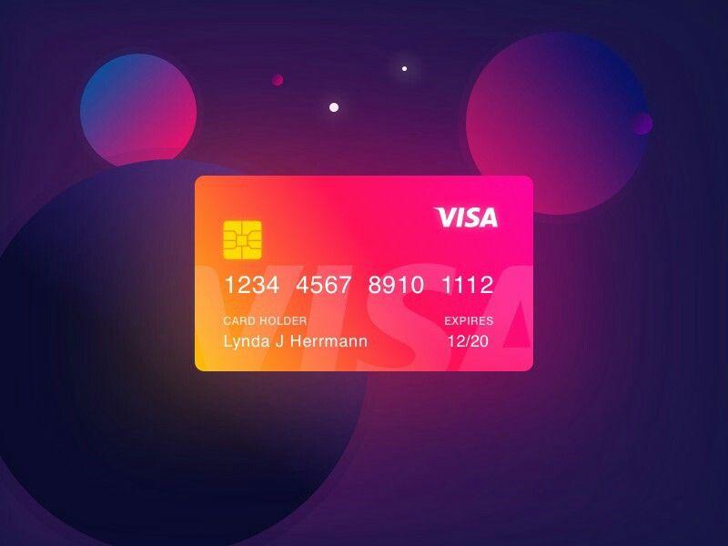 Pin By Dimitri Kruglikov On Graphic Design Infographics Credit Card Design Debit Card Design Credit Card Infographic