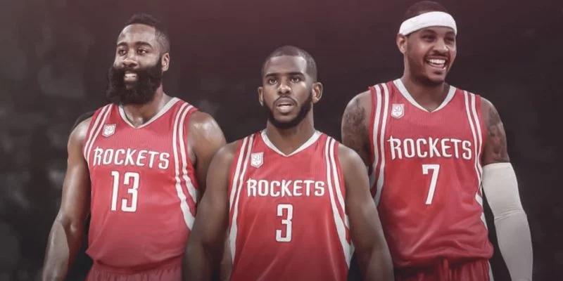 Nba Trade News Houston Rockets Are Having A Tough Time In Trading Chris Paul Houston Rockets Nba Trades Chris Paul