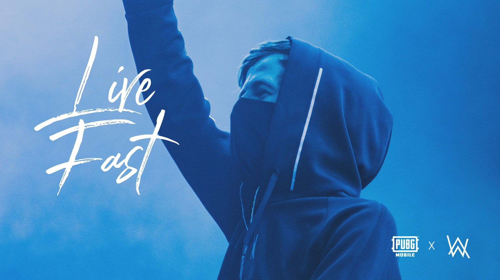 Check Live Fast By Alan Walker Collaborated With Pubg Mobile