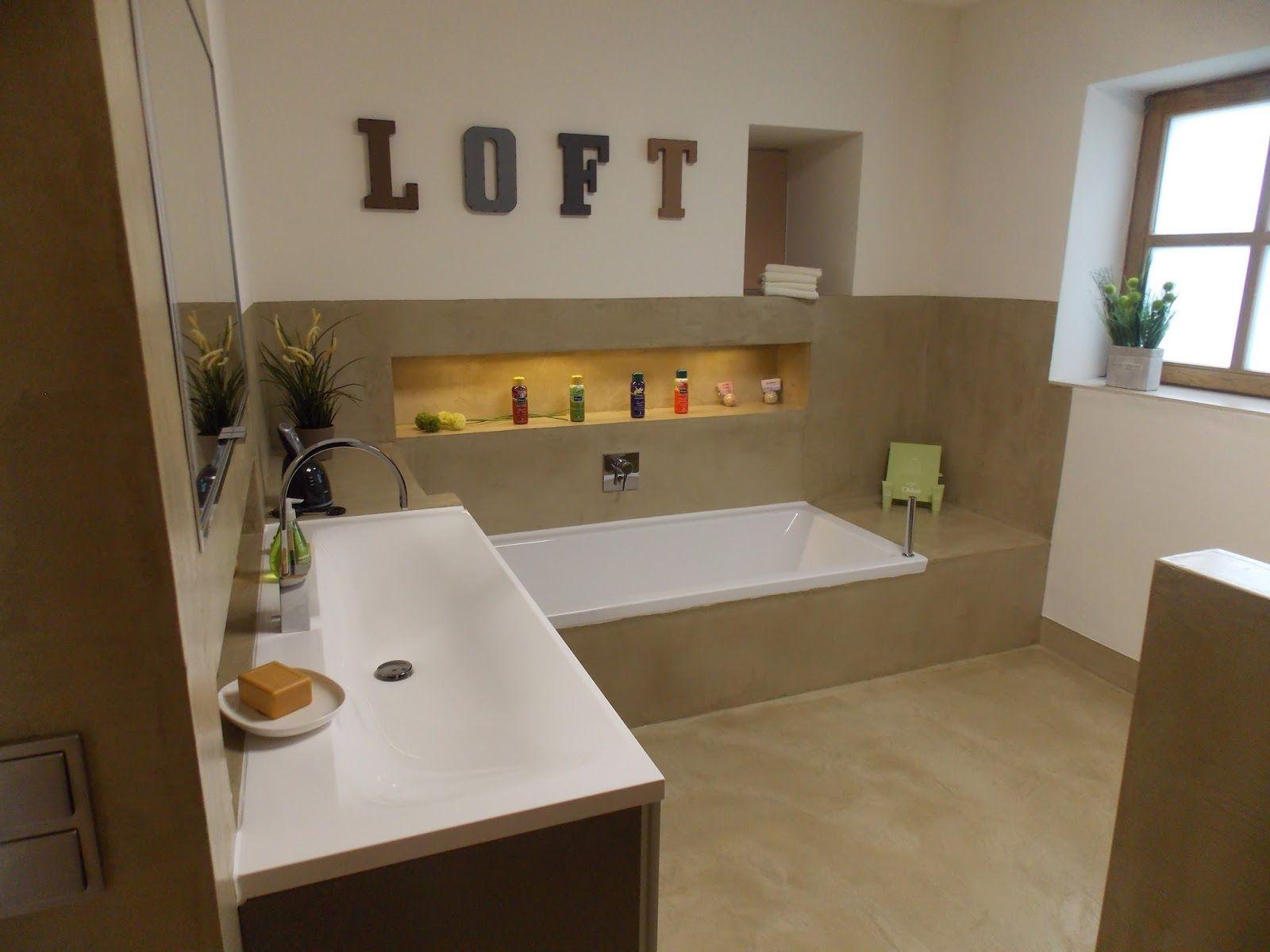Nice Microtopping Beton Floor Farbe 05, Boden 168m² Beton Cire Farbe 21, Wände  65m² Von Gallery