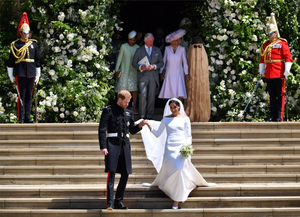meghan and harry book lady colin