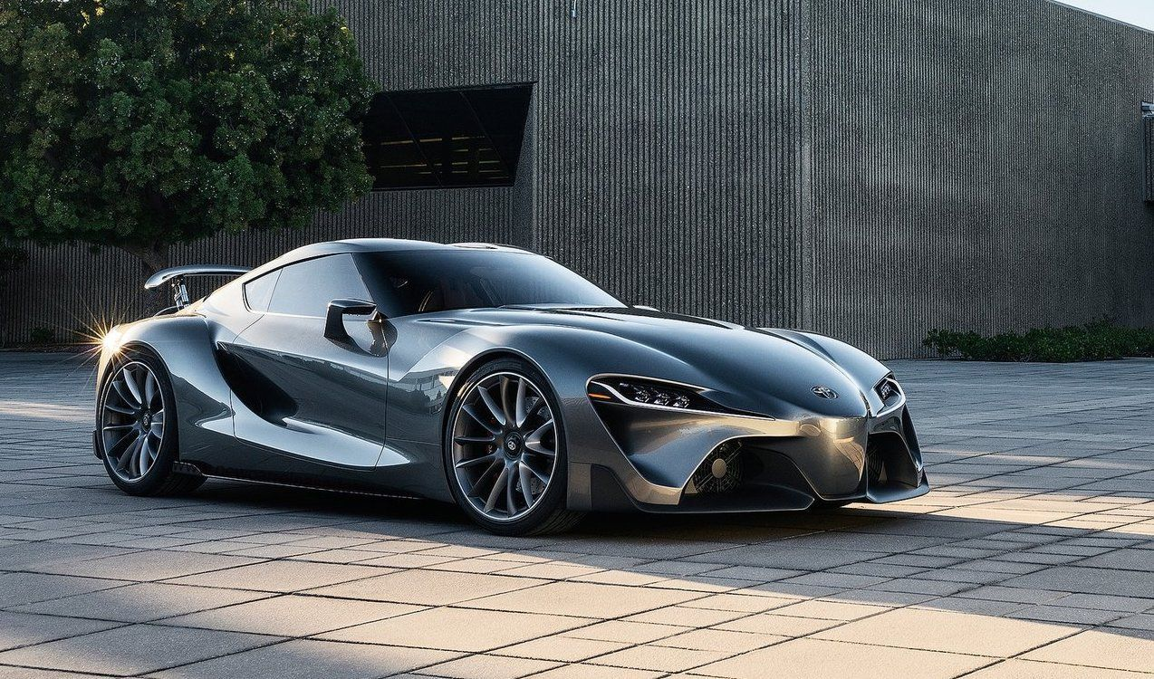 2019 Toyota Supra Car Worth Waiting For New Toyota Supra New Sports Cars Concept Car Design 2014 toyota ft 1 vision gt 2