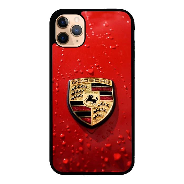 Porsche Logo Red X8906 Iphone 11 Pro Max Case Newsflazz Iphone 11 Pro Case Iphone Iphone 11