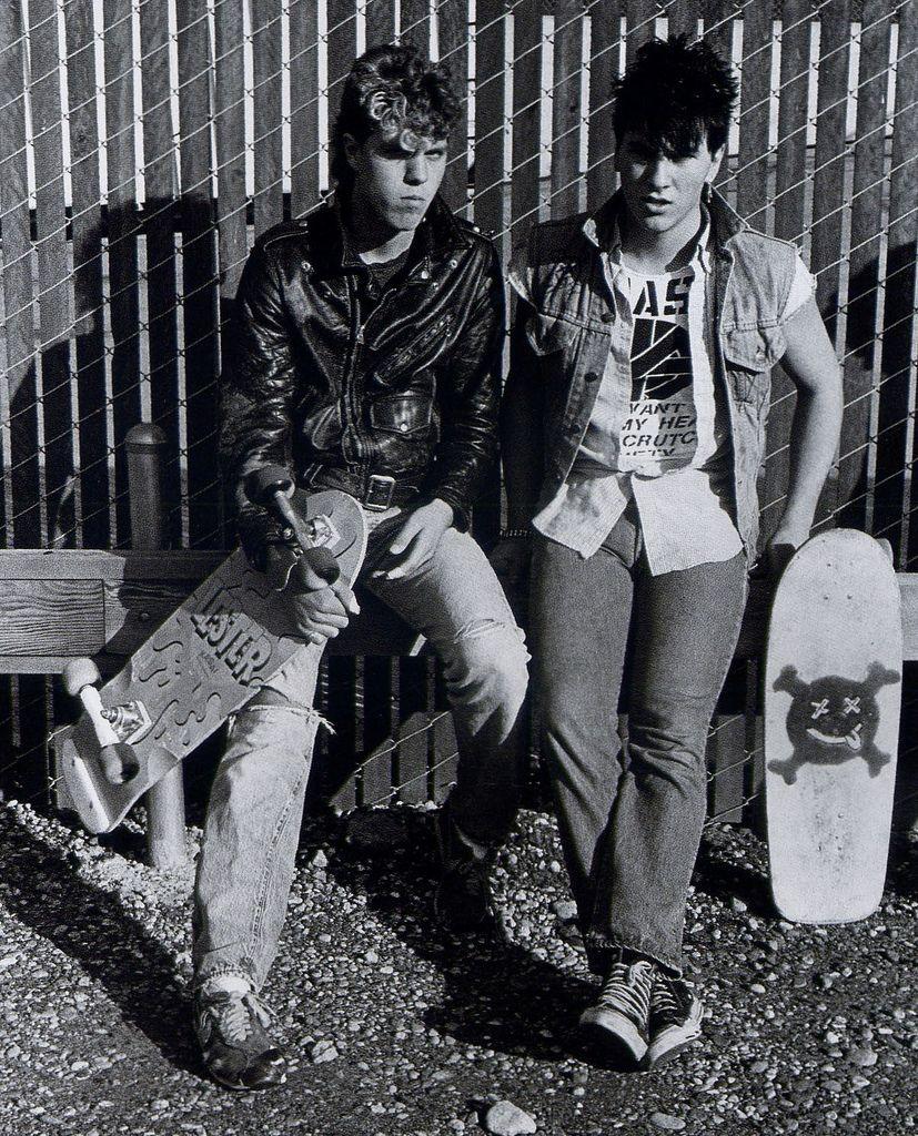 Skateboard Punks