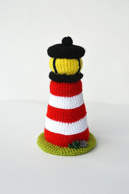 Lighthouse Pattern By Joyce Overheul Delfin Pinterest