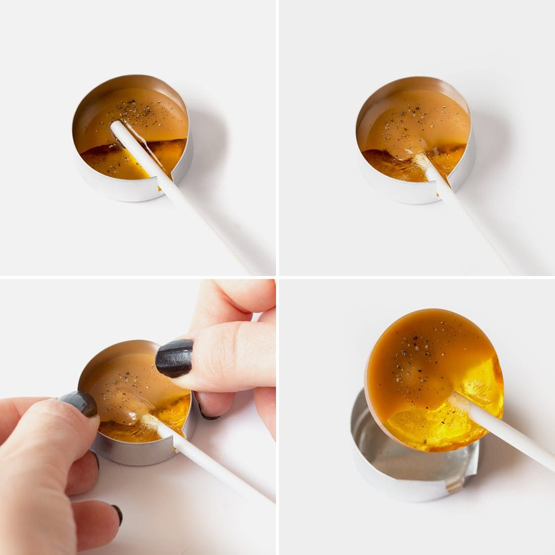 How to Make Gourmet Lollipops Without the Expensive Molds