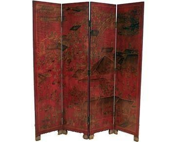 paravent chinois style cite xian meuble decoration meubles style asiatique pinterest. Black Bedroom Furniture Sets. Home Design Ideas