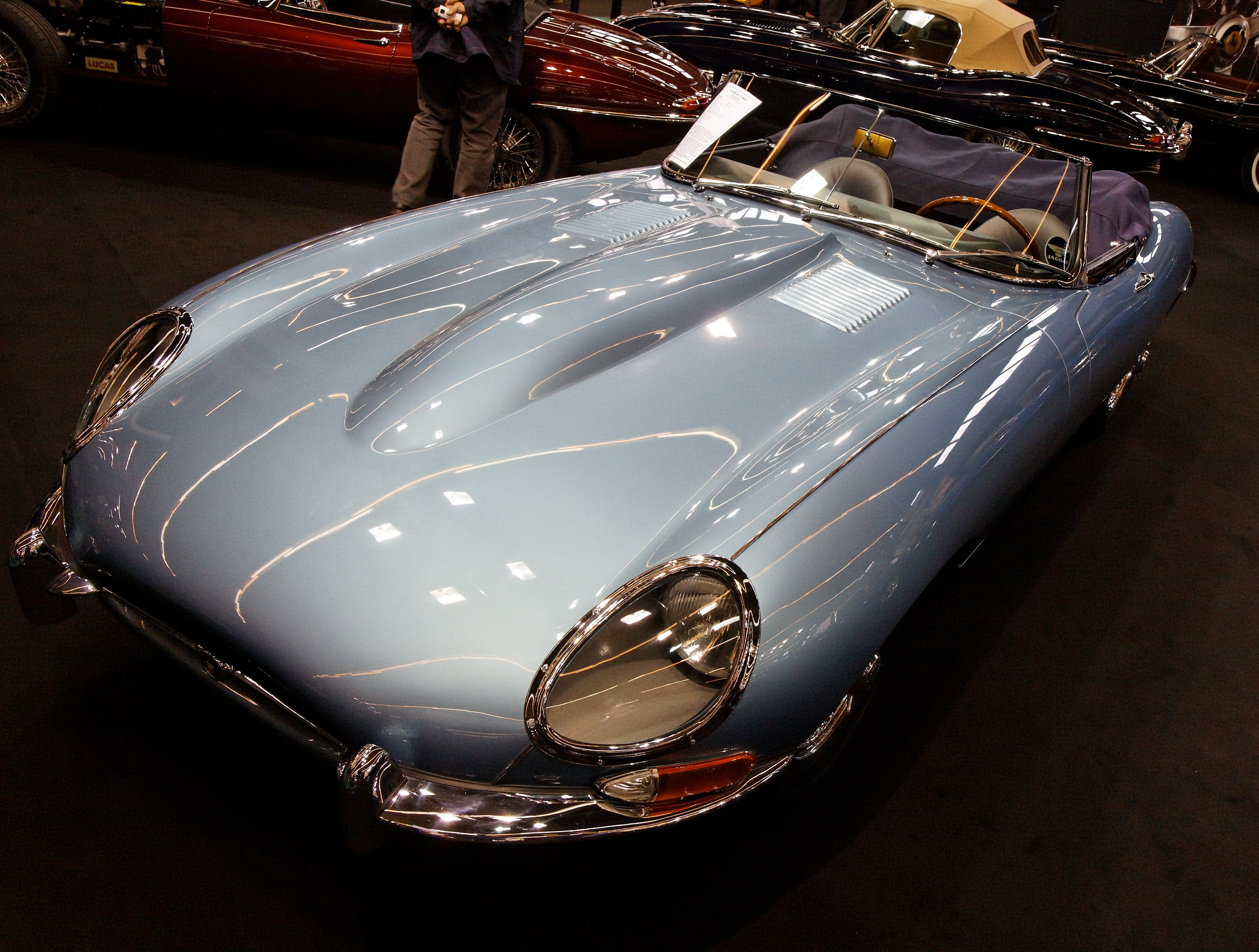 1964 jaguar e type series 1 james bond 007